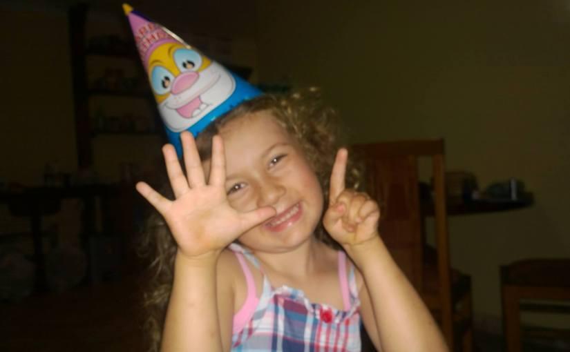 Raelee's Birthday