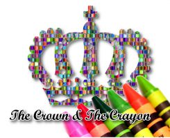 crown and crayon