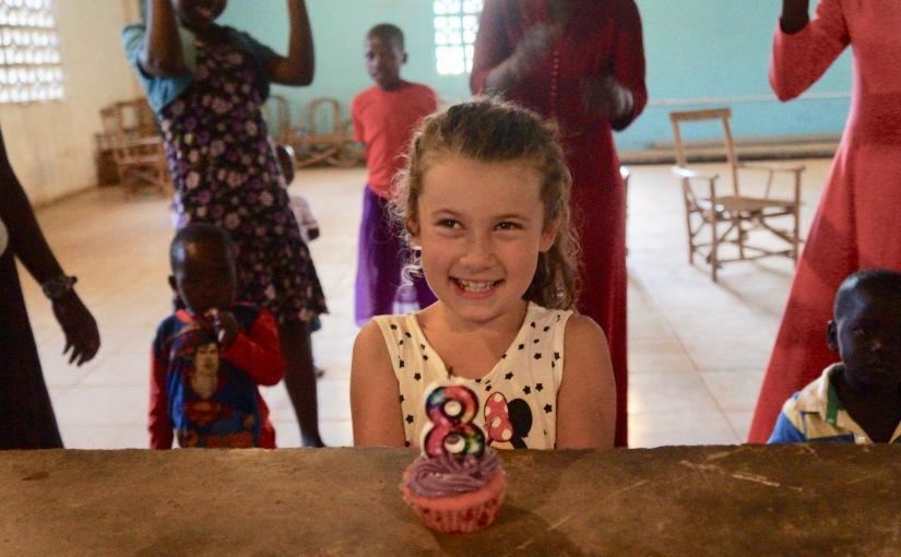 Happy Birthday Raelee