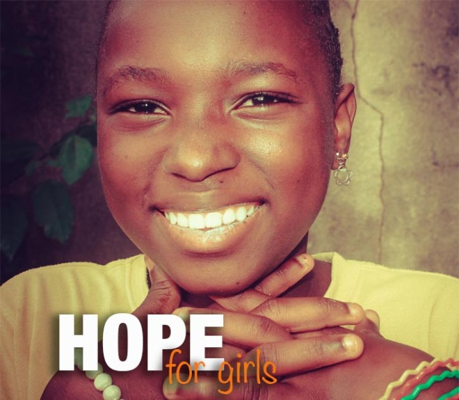 Hope for girls